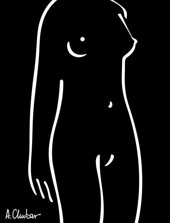 Nude 13 - Alexander Chubar