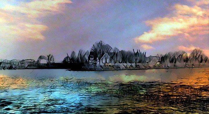 Am Fluss - Peter Norden