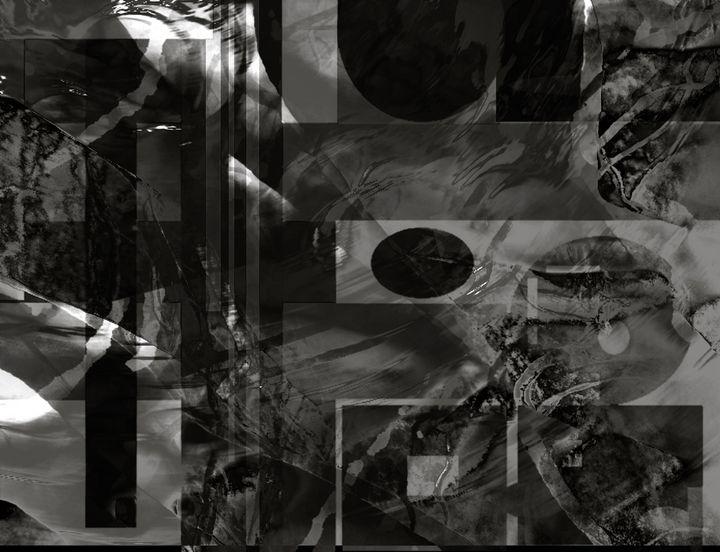 SW-Abstraktes - Peter Norden