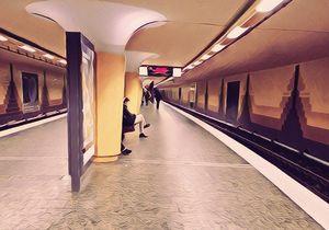 U Bahn Meßberg