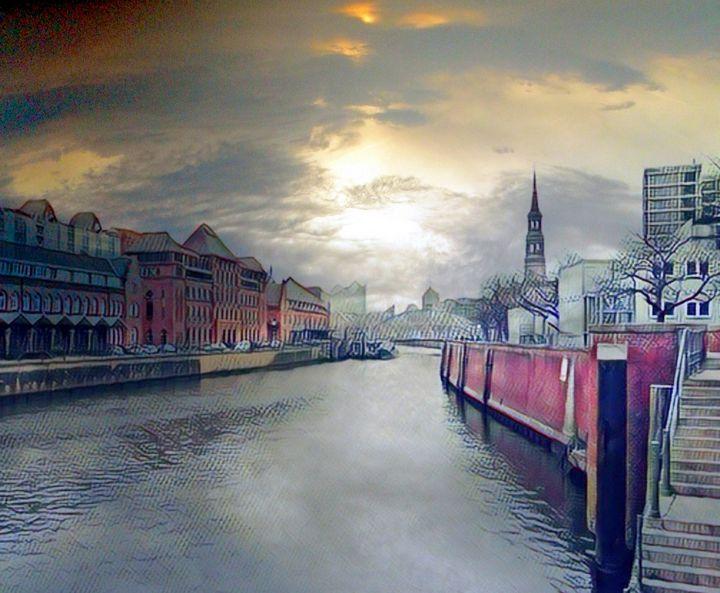 Dovenfleet - Peter Norden
