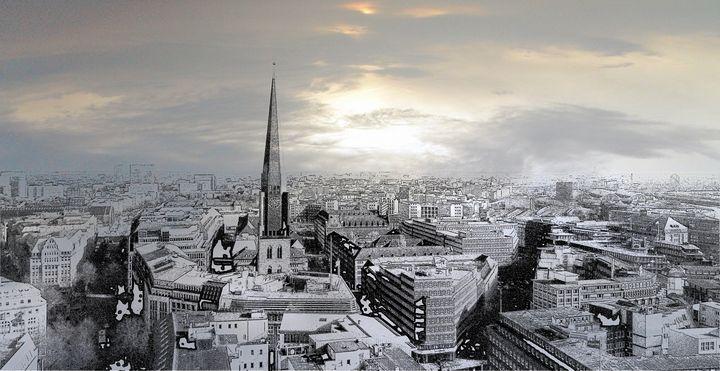 Über den Dächern - Peter Norden