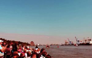 Ausflug an die Elbe