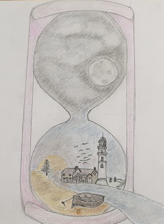 Caught in time. By S.M.Croucher - Shazs Lockdown creations