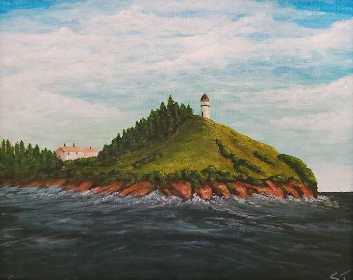 Maine Light - Steve Joseph Landscape Art