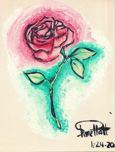 Seasonal Blooms: Rose