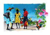 "Michael Arnephie ""Island Life Seychelles"""
