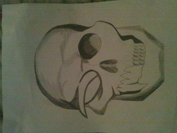 skull - Katelyn rowland
