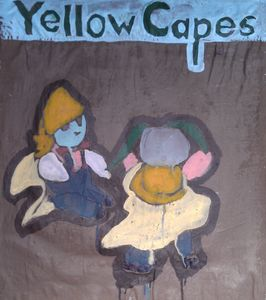 Yellow Capes