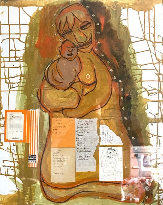 Mother & Child - Cint Clare