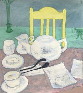 Station Tea Time - Cint Clare
