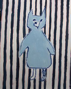 Pin Striped Pete - Cint Clare