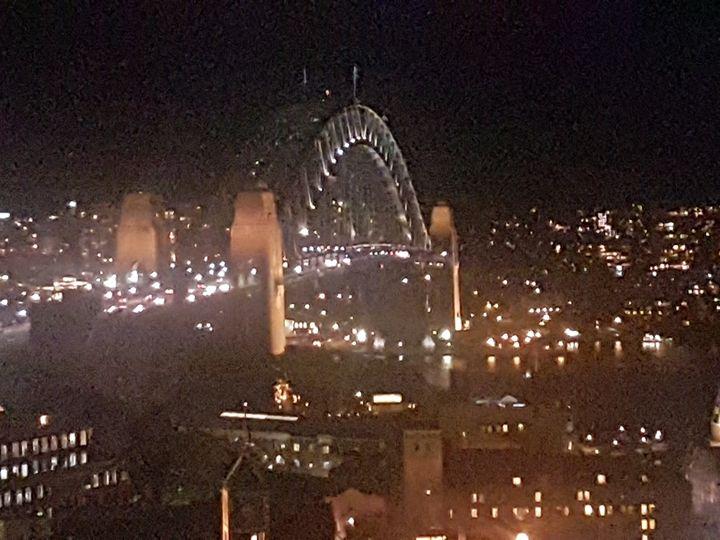 Sydney Harbour bridge - Nellie's pics