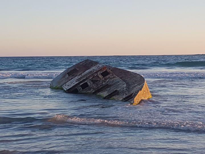 Shipwreck - Nellie's pics