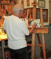 Frank's Art Studio