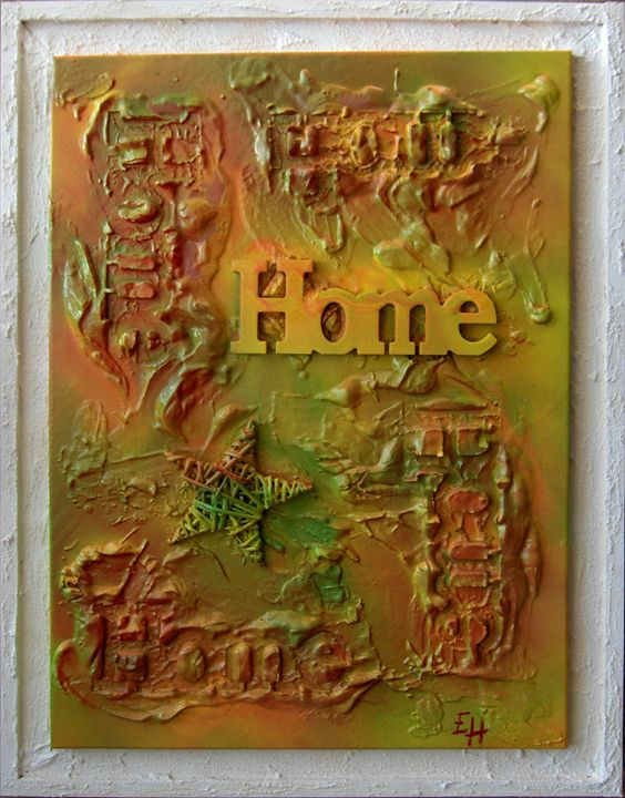 Home - Peintre design 3D