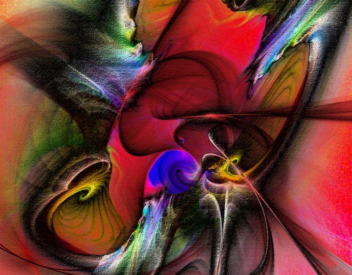 Magicians of Tenderness - Digital Art - Diana Coatu