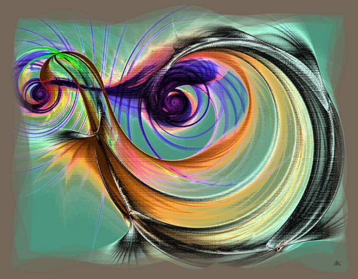 Infinite You - Digital Art - Diana Coatu