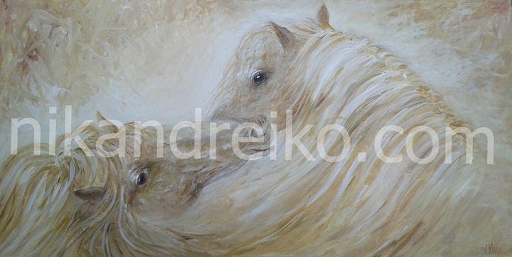 """Horses Romance"" - Nika Andreiko"