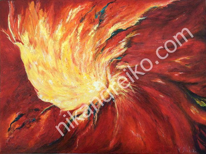 """""""Passion"""" - Nika Andreiko"""