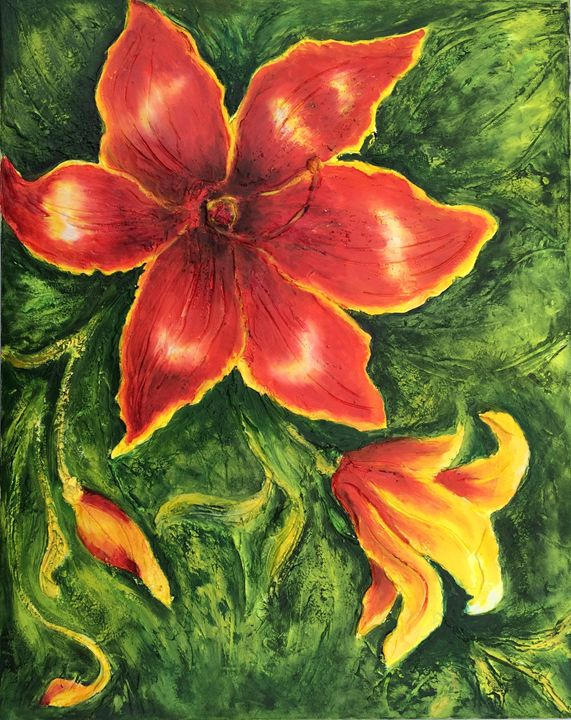 """Italian Garden"" - Nika Andreiko"