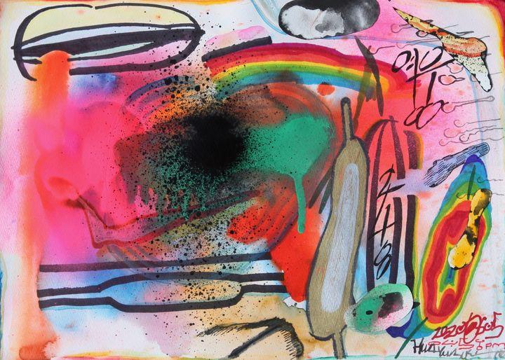Rainbow March No.8 - Akron Get