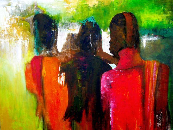 'Impressions' - Marina_Emphietzi art Gallery