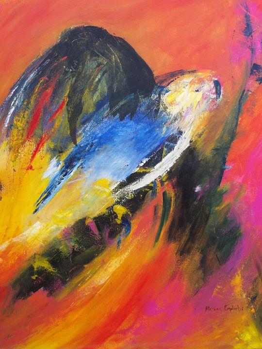 'Untitled' - Marina_Emphietzi art Gallery