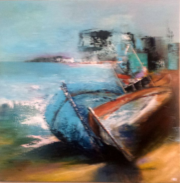 Delightful memories - Marina_Emphietzi art Gallery