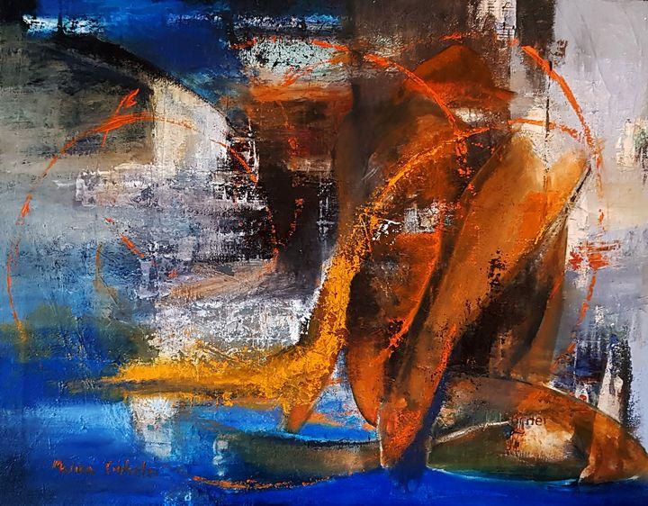 Detachment - Marina_Emphietzi art Gallery
