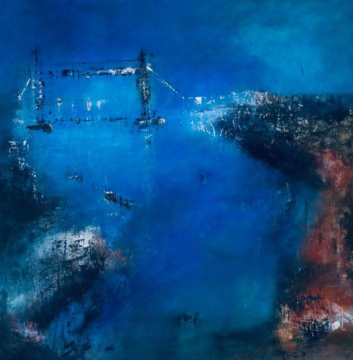 London by night - Marina_Emphietzi art Gallery