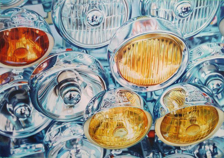 Full Headlights - Chris'Art