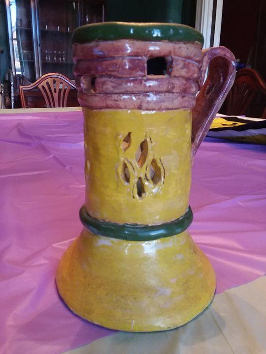 Ceramic mug no top - Bunni's Originals
