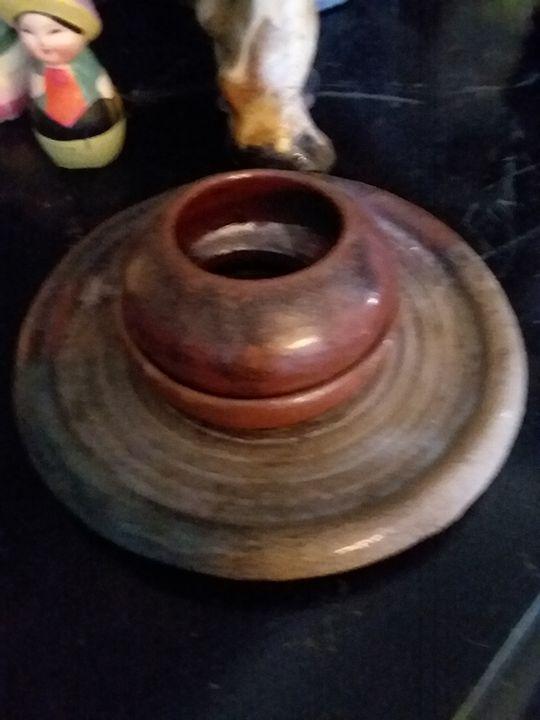 3 piece pottery - Bunni's Originals