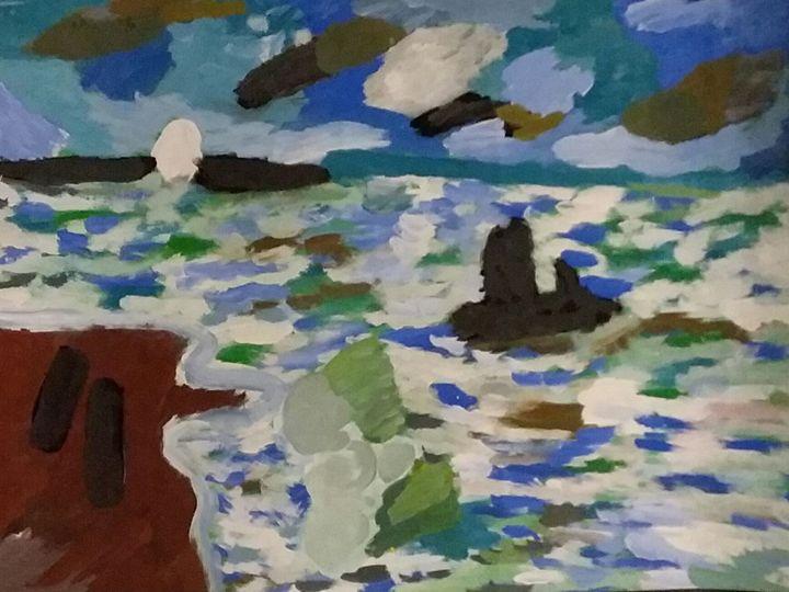 abstract - Bunni's Originals