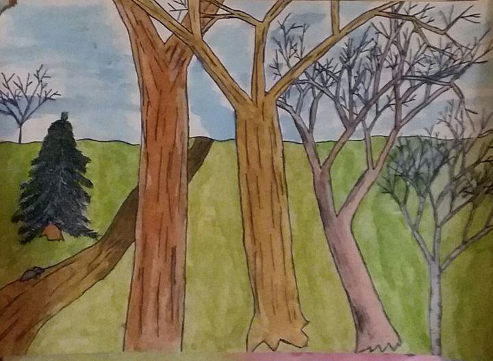 Trees - Bunni's Originals