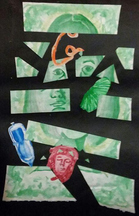 puzzle art by Kira - Bunni's Originals