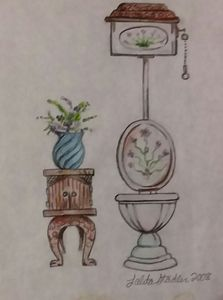 Victorian Bathroom collection