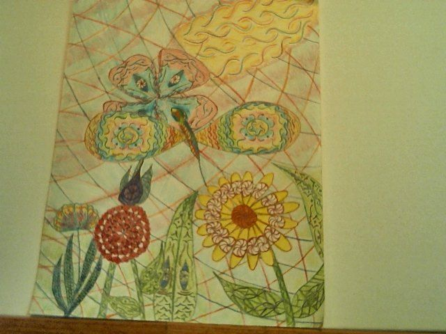 Sunflower Spiral - Visuals of a Medicine Woman