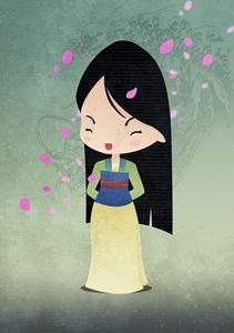 Princess Miulan