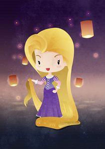 Princess Rapoonzel