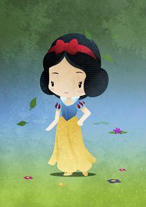 Princess Snow Pale