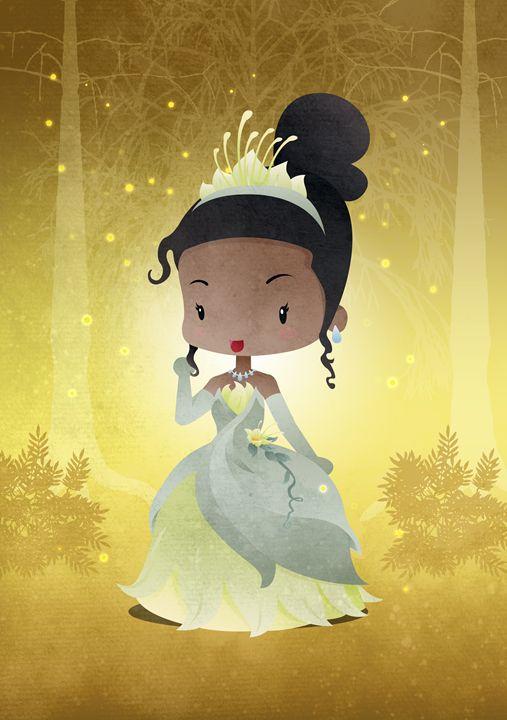 Princess Teeana - DevilleART
