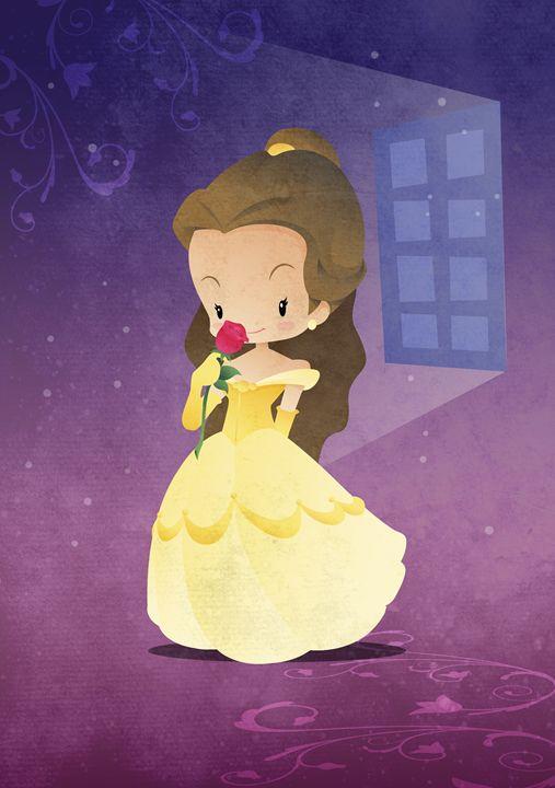 Princess Nella - DevilleART
