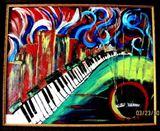 Piano Keys..Multi-media