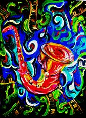 Colors of Music and Life
