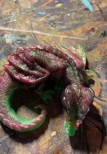 multy color dragon