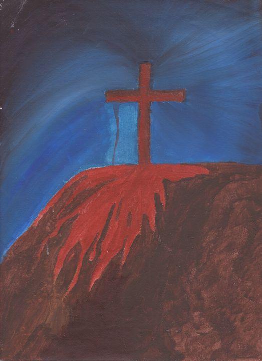Bloody Cross - DDSartwork