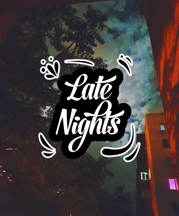Night - Antonio Bratoiu