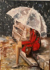 Raining night